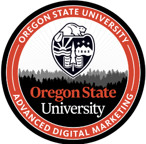 OSU Advanced Digital Marketing Certificate - Deian Moore