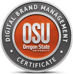 Digital Brand Management Certificate